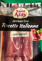 Jambon cru recette italienne - Produit - fr