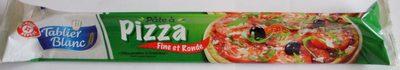 Pâte à Pizza, Fine et Ronde - Product