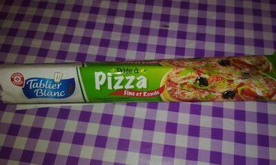 Pâte à pizza prête à dérouler - Product