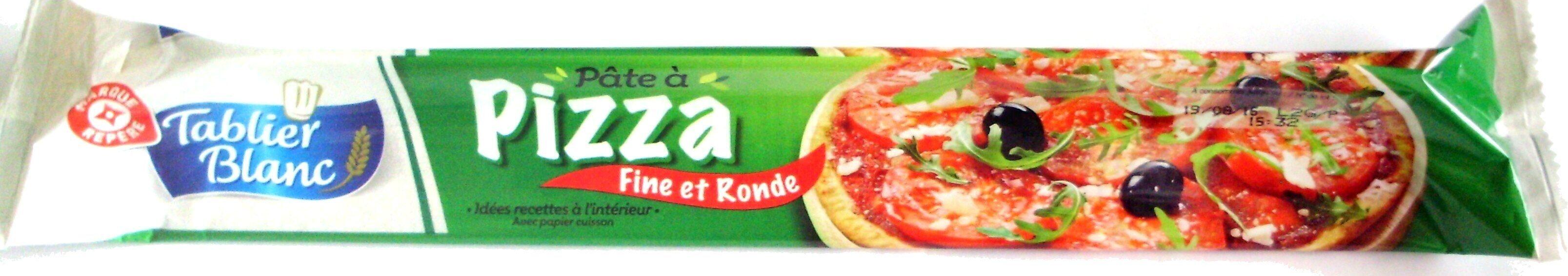 Pâte à pizza prête à dérouler - Product - fr
