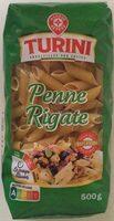 Penne Rigate - Produit - fr