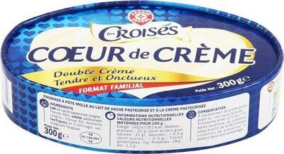 Coeur de crème 31% mg - Produit - fr