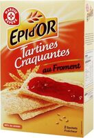 Tartines craquantes au froment - Product - fr