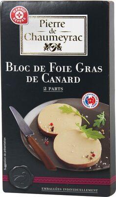 Duo de bloc de foie gras de canard - 7