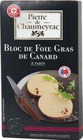 Duo de bloc de foie gras de canard - Product - fr