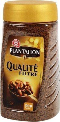 Café soluble lyophilisé - Produit - fr