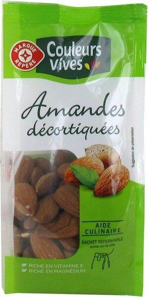 Amandes décortiquées - Produit - fr