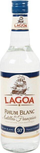 Rhum blanc des Antilles 50% - Produit - fr