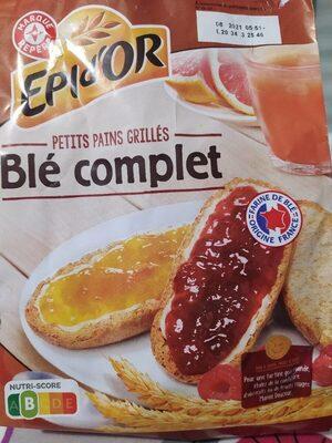 Pains suédois au blé complet - Product - fr