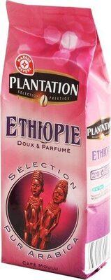 Café moulu 100% arabica Ethiopie - Product