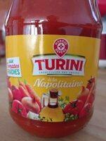Sauce napolitaine - Produit - fr