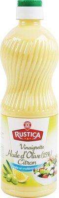 Vinaigrette olive citron - Produit