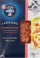 Lardons de Saumon fumé - Produit - fr