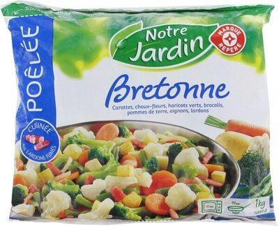 Poêlée Bretonne - Product