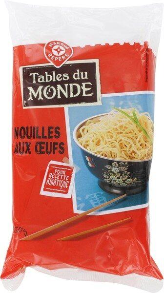 Pâtes chinoises aux oeufs - Produit - fr
