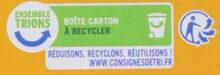 Dattes Deglet Nour - Instruction de recyclage et/ou informations d'emballage - fr