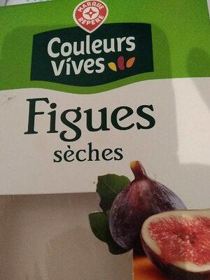 Figues sèches - Produit