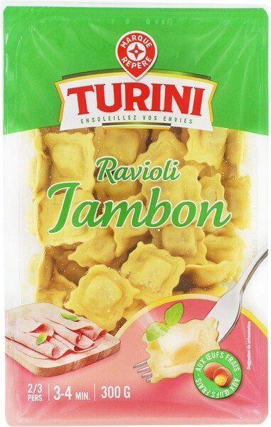 Raviolis au jambon - Product