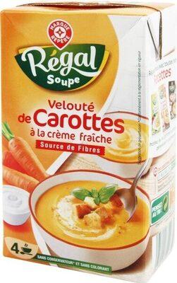 Velouté de carottes - Product - fr