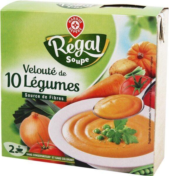 Velouté de légumes - Produit - fr