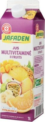 Pur jus multivitamines - Product