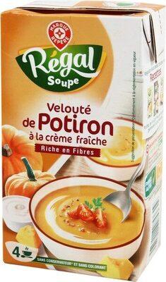 Velouté de potiron - Produit - fr
