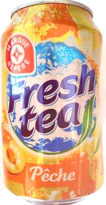 Fresh Tea Pêche - Produit