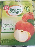 Desserts de fruits pomme x8 - Voedigswaarden