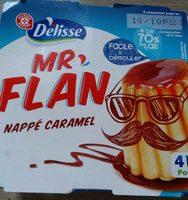 Dessert lacté vanille/caramel - Product
