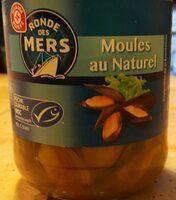Moules au Naturel - Product - fr