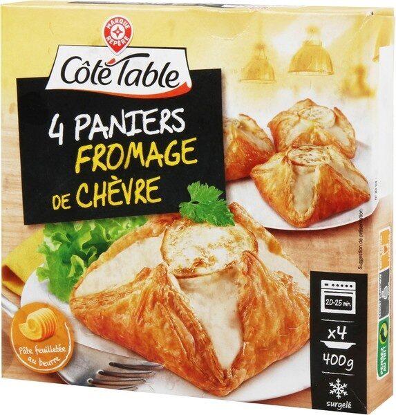 Feuilletés chèvre - Produit
