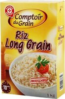 Riz long étuvé rapide 10' - Product - fr