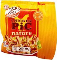 Manchons poulet natures - Product