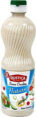 Sauce crudités nature - Product - fr