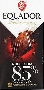 Chocolat noir 85% cacao - Produto - fr