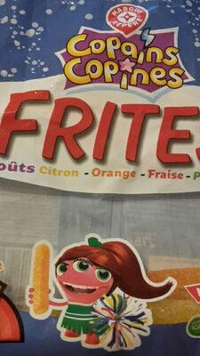 Gélifiés frites - Produit - fr