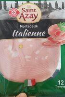 Mortadelle Italienne - Product - fr