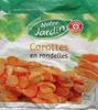 Carottes en rondelles, Surgelé - Produit
