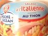 Salade à l italienne au thon - Produit
