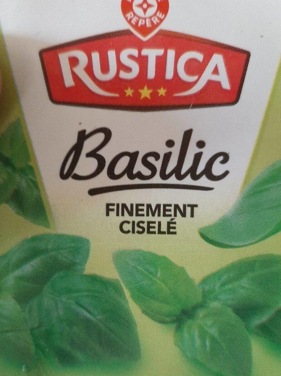Basilic surgelé - Product - fr