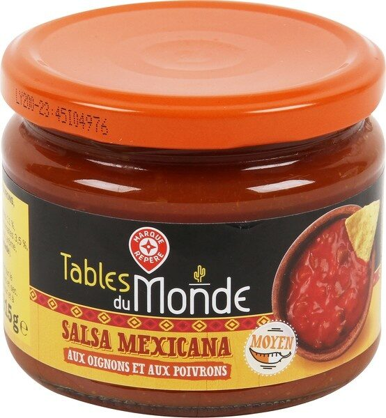Sauce mexicaine medium - Produit