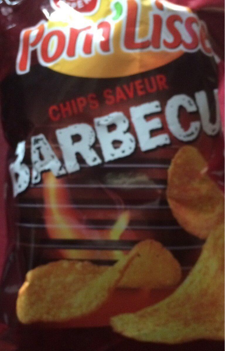 Chips saveur barbecue - Produit - fr