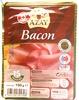 Bacon (15 Tranches) - Produit