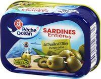 Sardines à l'huile d'olive - Produit - fr