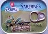 Sardines à l\'huile - Produit