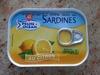 Sardines au citron - Product