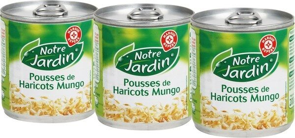 Pousses de soja - Product - fr