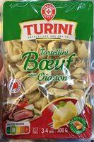 Tortellini boeuf oignon - Produit - fr