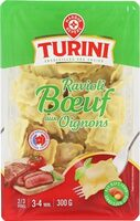 Raviolis pur boeuf - Produit