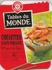 Crevettes sauce piquante - Produit